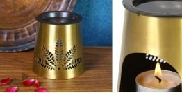 Nakshikathaa ✠ Diffuser / Perfume Burner Gold ✠ 10