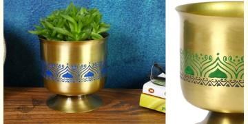 Nakshikathaa ✠ Utsav Indoor Vase Planter ✠ 5