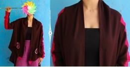 Joyta ❤ Woolens ~ Tie dye shrug ~ 28