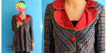 Joyta ❤ Mashru ❤ Aishwarya Reversible jacket ~ 45