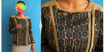 Joyta ❤ Mashru ❤ Ishita Zipper Jacket ~ 43