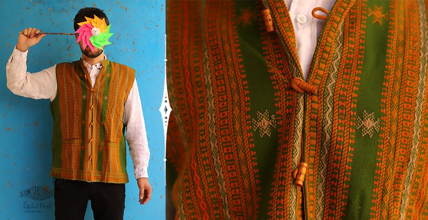 Joyta ❤ Woolens ~ Green koti ~ 12