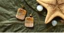 Narania | Ceramic Jewelry  - Earring | 16 |