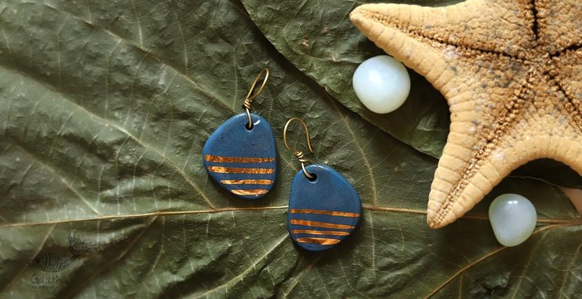 Narania   Ceramic Jewelry  - Earring   17  