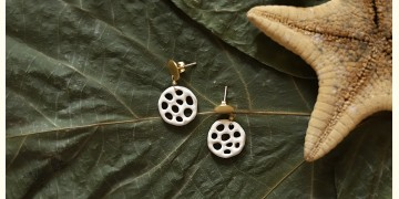 Narania | Ceramic Jewelry  - Earring | 19 |