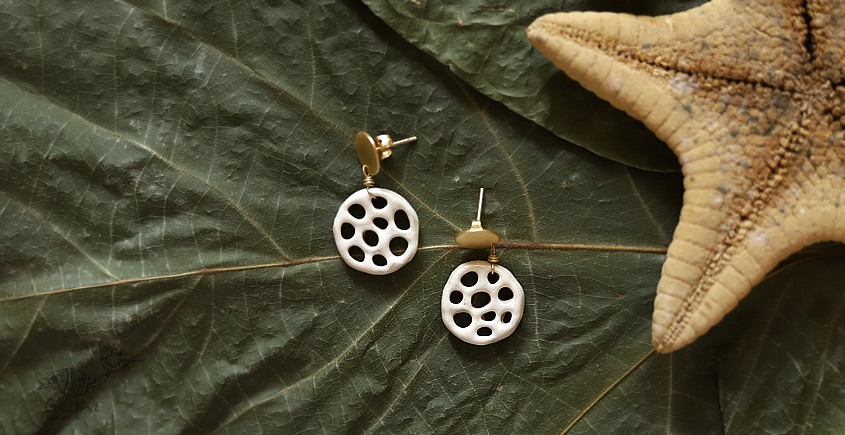 Narania | Ceramic Jewelry  - Earring | 19 |