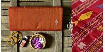 Aalta . आलता ✥ Dhalapathar Handloom Cotton Saree ✥ 10