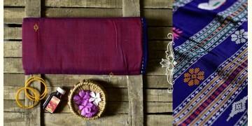 Aalta . आलता ✥ Dhalapathar Handloom Cotton Saree ✥ 12