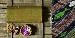 Aalta . आलता ✥ Dhalapathar Handloom Cotton Saree ✥ 2