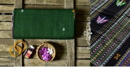 Aalta . आलता ✥ Dhalapathar Handloom Cotton Saree ✥ 3