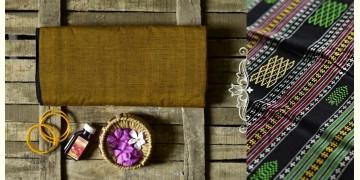 Aalta . आलता ✥ Dhalapathar Handloom Cotton Saree ✥ 5
