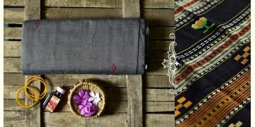 Aalta . आलता ✥ Dhalapathar Handloom Cotton Saree ✥ 7