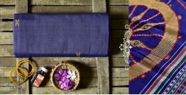 Aalta . आलता ✥ Dhalapathar Handloom Cotton Saree ✥ 9