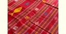 Shop handloom thalapathara orange cotton saree