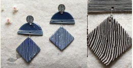 Mohini ✻ Ceramic Designer Jewelry ✻ Earring - 5