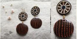 Mohini ✻ Ceramic Designer Jewelry ✻ Earring - 8