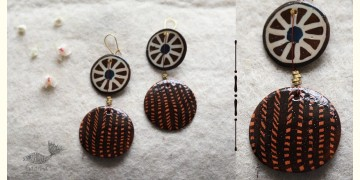 Mohini ✻ Ceramic Designer Jewelry ✻ Earring - 8