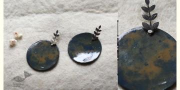 Mohini ✻ Ceramic Designer Jewelry ✻ Earring - 15