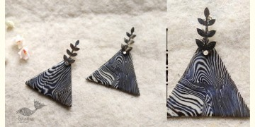 Mohini ✻ Ceramic Designer Jewelry ✻ Earring - 18