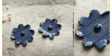 Mohini ✻ Ceramic Designer Jewelry ✻ Earring - 19