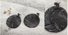 Mohini ✻ Ceramic Designer Jewelry ✻ Earring - 13