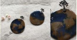 Mohini ✻ Ceramic Designer Jewelry ✻ Earring - 14