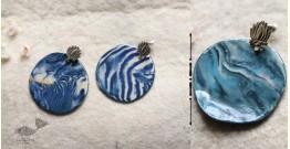 Mohini ✻ Ceramic Designer Jewelry ✻ Earring - 17