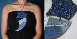 Mohini ❅ Ceramic Designer Jewelry ❅ Necklace - 1
