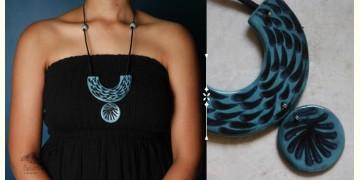 Mohini ❅ Ceramic Designer Jewelry ❅ Necklace - 2