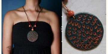 Mohini ❅ Ceramic Designer Jewelry ❅ Necklace - 3