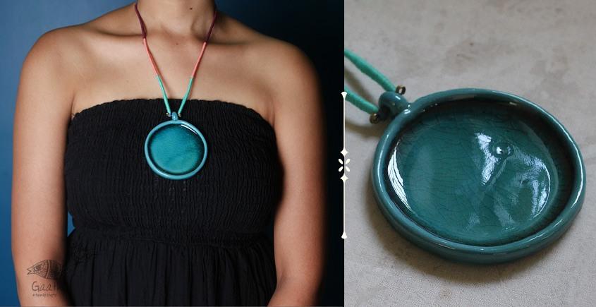 Mohini ❅ Ceramic Designer Jewelry ❅ Necklace - 6