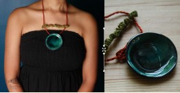 Mohini ❅ Ceramic Designer Jewelry ❅ Necklace - 9