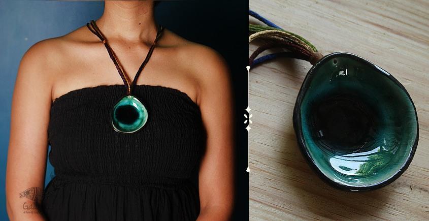 Mohini ❅ Ceramic Designer Jewelry ❅ Necklace - 10