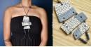 shop online Ceramic Necklace - Handmade jewelry - 14