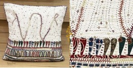 Gunthan ✠ Rabari Embroidered  Cushion Cover ✠ 10