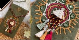 Gunthan ✠ Rabari Embroidered Mobile Sling Bag ✠ 3