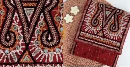 Gunthan ✠ Rabari Embroidered Tablet Sling ✠ 22
