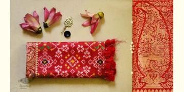 अनेरी  | Ashawali Brocade - Patola ✼ Silk Dupatta ✼ F