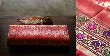 अशावली ⁂ Gujarati Brocade ⁂ Silk Saree ⁂ 7