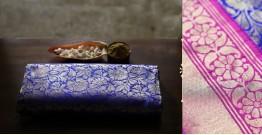 Ashaavali | अशावली ⁂ Gujarati Brocade ⁂ Silk Saree ⁂ 9