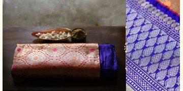 अशावली ⁂ Gujarati Brocade ⁂ Silk Saree ⁂ 12