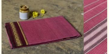 Yashika ❦ Narayanpet Cotton Checks Saree ❦ 1