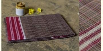 Yashika ❦ Narayanpet Cotton Checks Saree ❦ 2