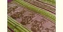 shop Mulberry Silk Dabu Printed green Saree
