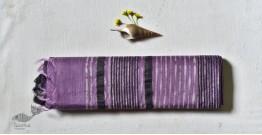 Bheeni . भीनी ❧ Handloom Mulberry Silk Dabu Printed Saree ☙ 2