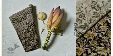 Haripriya .  हरिप्रिया ☘ Block Printed Cotton Saree ☘ Natural Dyed Kalamkari Design ☘ 12