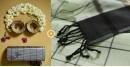 Iris ❢ Maheshwari Handloom ❢ Cotton Checks Saree ❢ 2