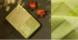 Ojovati ❢ Maheshwari ❢ Cotton with Zari Border Saree ❢ 6