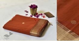 Meghaduta ❧ Maheshwari Silk Saree ❧ 4