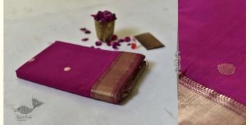 Meghaduta ❧ Maheshwari Silk Saree ❧ 5